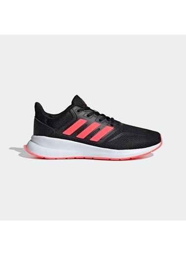 adidas Adidas Çocuk Koşu - Yürüyüş Ayakkabısı Runfalcon K Fv9441 Siyah
